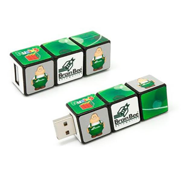 扭計骰廣告USB