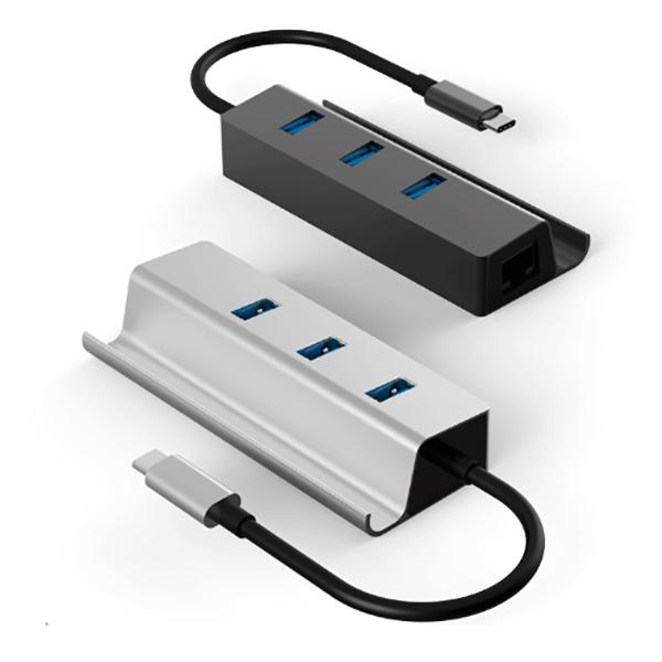 多功能集線器手機座(USB 3.0)